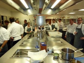 Seminar with chef of the century Eckart Witzigmann