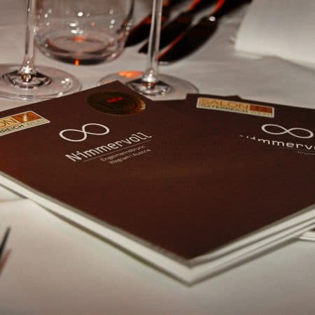 Wine tasting evening with winery Nimmervoll